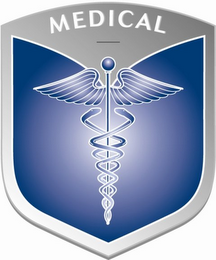 mark for MEDICAL, trademark #85151496