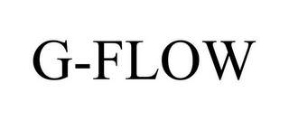 mark for G-FLOW, trademark #85152073
