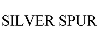 mark for SILVER SPUR, trademark #85152368