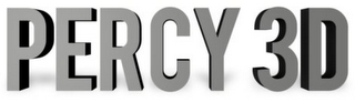 mark for PERCY 3D, trademark #85152641