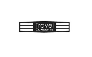 mark for TRAVEL CONCEPTS, trademark #85153992
