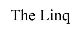 mark for THE LINQ, trademark #85154027