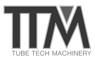 mark for TTM TUBE TECH MACHINERY, trademark #85154684