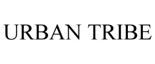 mark for URBAN TRIBE, trademark #85154985