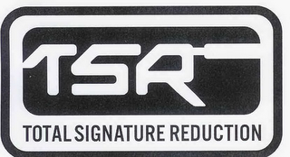 mark for TSR TOTAL SIGNATURE REDUCTION, trademark #85155513