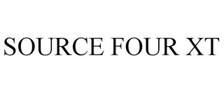 mark for SOURCE FOUR XT, trademark #85156780