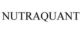 mark for NUTRAQUANT, trademark #85157919