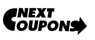 mark for NEXT COUPONS, trademark #85158134