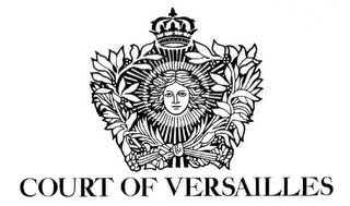 mark for COURT OF VERSAILLES, trademark #85158962