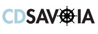mark for CD SAVOIA, trademark #85160207