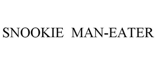 mark for SNOOKIE MAN-EATER, trademark #85160952