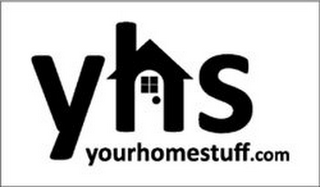 mark for YHS YOURHOMESTUFF.COM, trademark #85161320