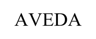 mark for AVEDA, trademark #85162755