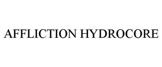 mark for AFFLICTION HYDROCORE, trademark #85164247