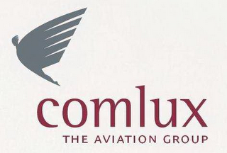 mark for COMLUX THE AVIATION GROUP, trademark #85165927