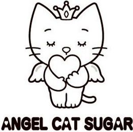 mark for ANGEL CAT SUGAR, trademark #85166084