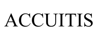 mark for ACCUITIS, trademark #85166335