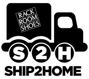 mark for RACK ROOM SHOES S2H SHIP2HOME, trademark #85167392