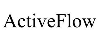 mark for ACTIVEFLOW, trademark #85167788