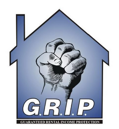mark for G.R.I.P. GUARANTEED RENTAL INCOME PROTECTION, trademark #85167844
