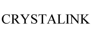 mark for CRYSTALINK, trademark #85168463