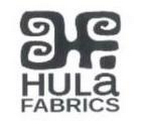 mark for HULA FABRICS, trademark #85168685