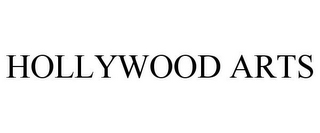 mark for HOLLYWOOD ARTS, trademark #85169545