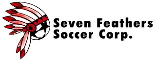 mark for SEVEN FEATHERS SOCCER CORP., trademark #85169808