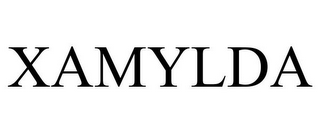 mark for XAMYLDA, trademark #85170234