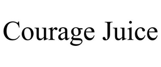 mark for COURAGE JUICE, trademark #85170778