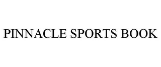 mark for PINNACLE SPORTS BOOK, trademark #85171552
