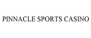 mark for PINNACLE SPORTS CASINO, trademark #85171572