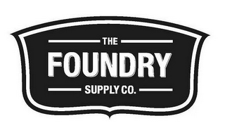 mark for THE FOUNDRY SUPPLY CO., trademark #85171702