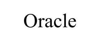 mark for ORACLE, trademark #85172156