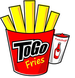 mark for TOGO FRIES KETCHUP, trademark #85172487