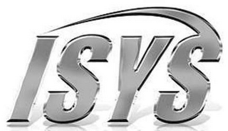 mark for ISYS, trademark #85173007