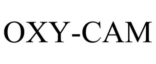 mark for OXY-CAM, trademark #85173305