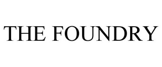 mark for THE FOUNDRY, trademark #85173366