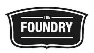 mark for THE FOUNDRY, trademark #85173481