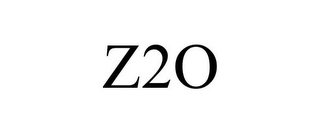 mark for Z2O, trademark #85173728