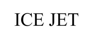 mark for ICE JET, trademark #85175686
