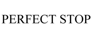 mark for PERFECT STOP, trademark #85176913