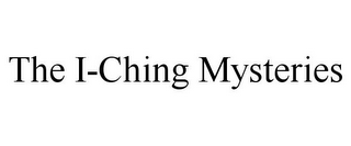 mark for THE I-CHING MYSTERIES, trademark #85177002