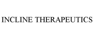 mark for INCLINE THERAPEUTICS, trademark #85177193