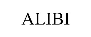mark for ALIBI, trademark #85178722