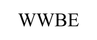 mark for WWBE, trademark #85179137