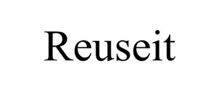 mark for REUSEIT, trademark #85180205