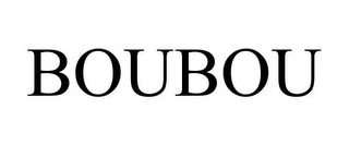 mark for BOUBOU, trademark #85180513