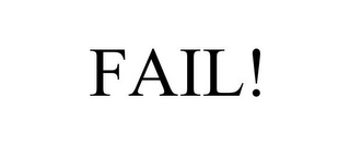 mark for FAIL!, trademark #85180903
