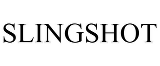 mark for SLINGSHOT, trademark #85181263